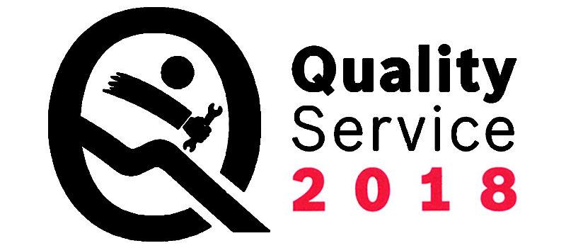 QUALITY SERVICE 2018